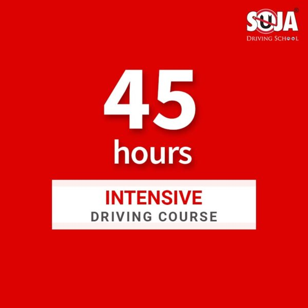 45 Hour Intensive Driving Course Manchester