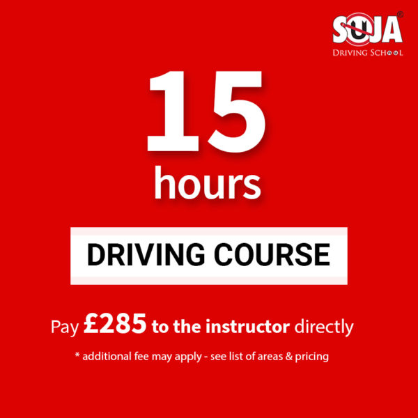 15 Hours Driving Course in Manchester