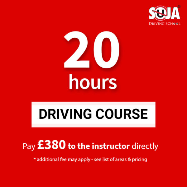20 Hours Driving Course in Manchester