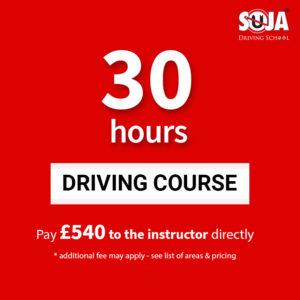 30 Hour Driving Course in Manchester