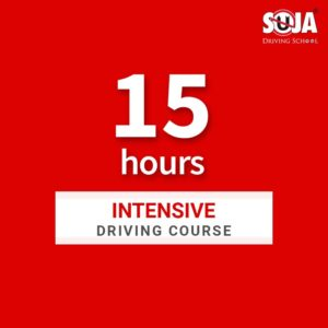 15 Hour Intensive Driving Course Manchester