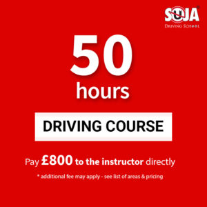 50 hours driving course manchester