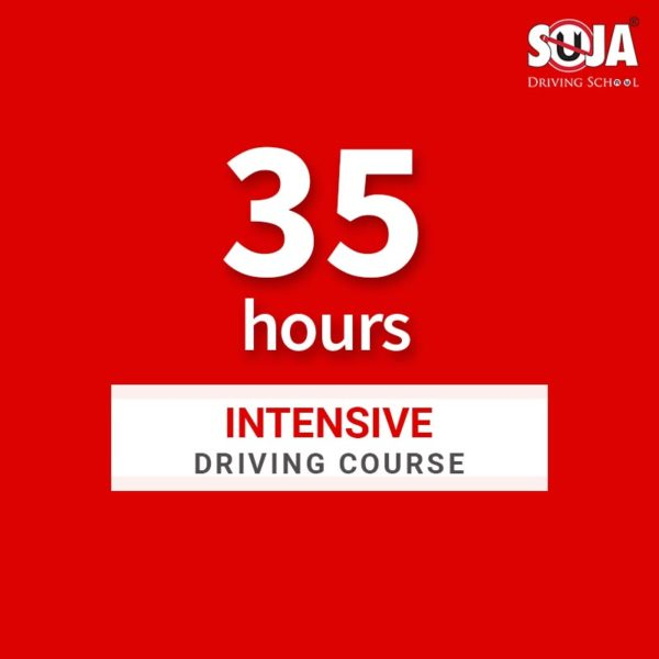 35 Hour Intensive Driving Course Manchester